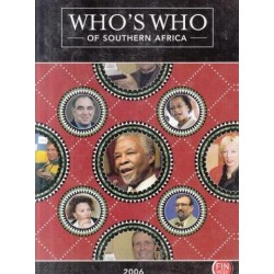 Who's Who of Southern Africa 2006