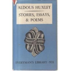 Stories, Essays, & Poems