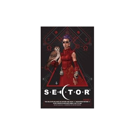 Sector Issue 9 (3 Stories)