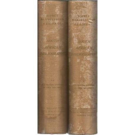 Mendelssohn's South African Bibliography