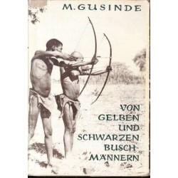 Von Gelben Und Schwarzen Busch Mannern