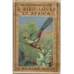 Wanderings of a Bird-lover in Africa