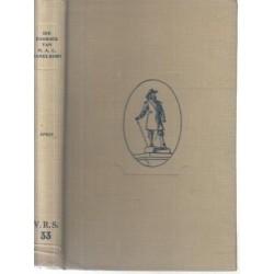 VRS 33: Die Dagboek van H. A. L. Hamelberg
