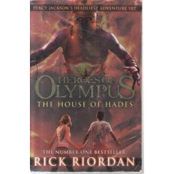 Percy Jackson Heroes of Olympus Book 4: The House of Hades