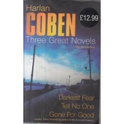 Three Great Novels. Darkest Fear, Tell No One, Gone for Good