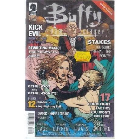 Buffy the Vampire Slayer Season 10 No. 8