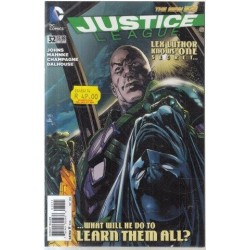 The New 52: Justice League 32