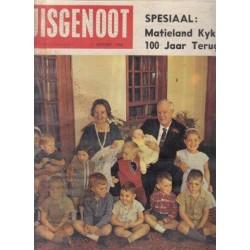 Huisgenoot 7 Oktober 1966