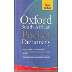 Oxford South African Pocket Dictionary (3rd Edition)