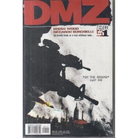 DMZ (Vertigo Comics) Nos 1-22