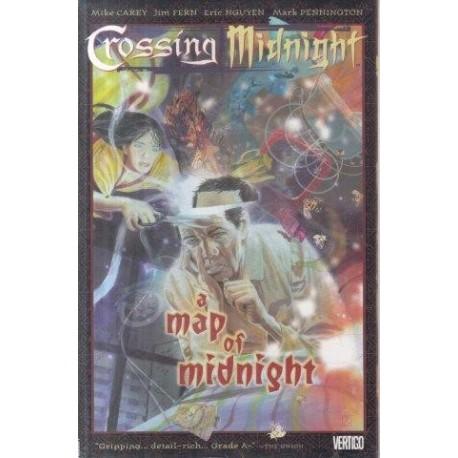 Crossing Midnight - A Map of Midnight Vol. 2