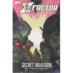 X-Factor Secret Invasion