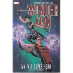 Wonder Man - My Fair Super Hero