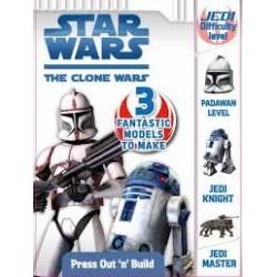 Star Wars Clone Wars: Press Out 'n' Build