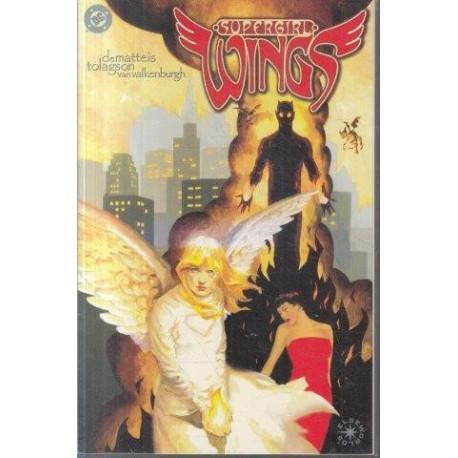 Supergirl Wings (Elseworlds)