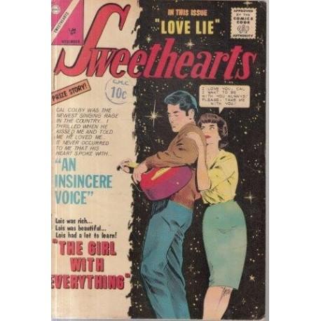 Sweethearts: Love Life