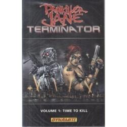 Painkiller Jane Vs. Terminator - Vol. 1 Time To Kill