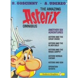 The Great Asterix Omnibus Another Six Adventures