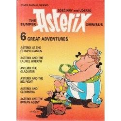 The Bumper Asterix Omnibus Six Great Adventures