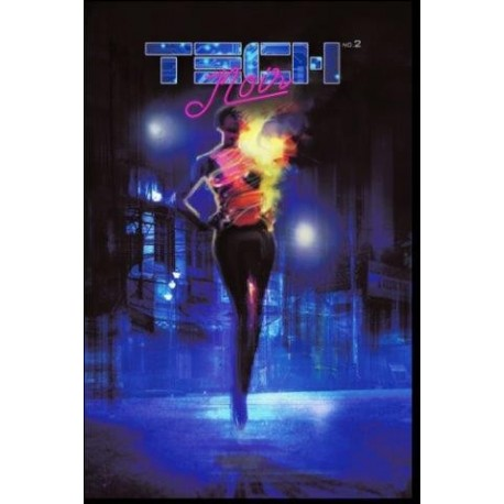 Technoir Vol. 2 The Heart of Darkness Issue 2 The Chair