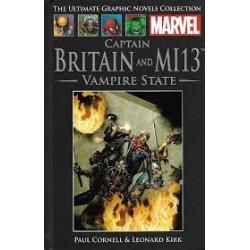 Captain Britain And Mi13 - Vampire State