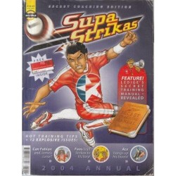 Supa Strikas Secret Coaching Edition
