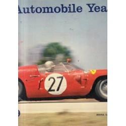 Automobile Year No. 9 Edition 1961-1962