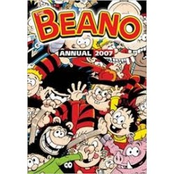 The Beano Book 2001 (Annual)