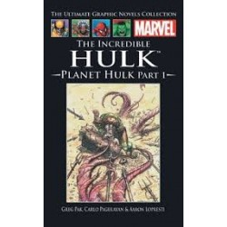 The Incredible Hulk. Planet Hulk. Part 1