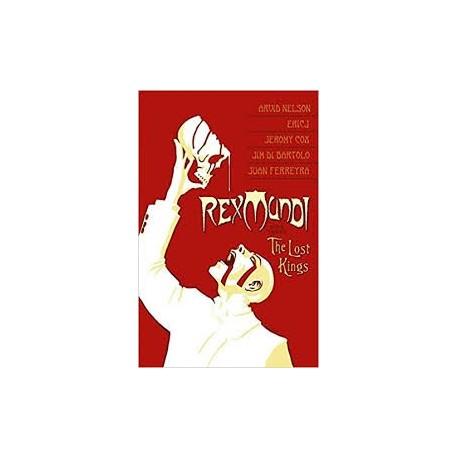 Rex Mundi Volume 3: The Lost King