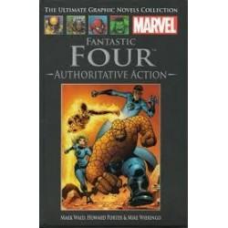 Fantastic Four - Authoritative Action
