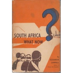 South Africa What Now?