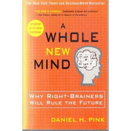 Pink Daniel H A Whole New Mind