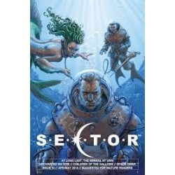 Sector Issue 10 (3 Stories)