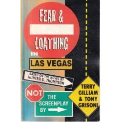 Not the Screenplay to Fear & Loathing in Las Vegas