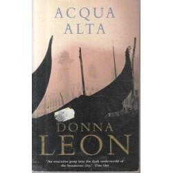 Acqua Alta  (Commissario Guido Brunetti)