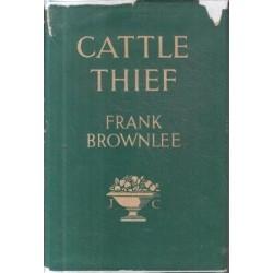 Cattle Thief - the Story of Ntsukumbini