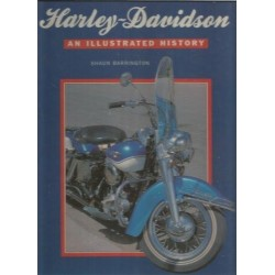 An Illustrated Harley Davidson