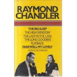 Raymond Chandler 6 Novels