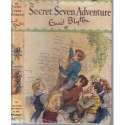 The Secret Seven Adventure (Book 2)