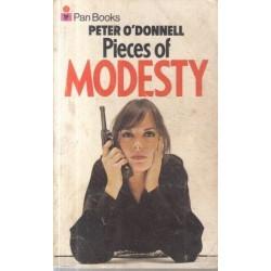Modesty Blaise: Pieces of Modesty