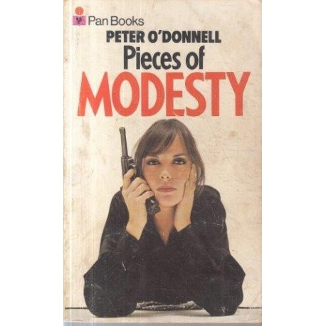 Modesty Blaise: Pieces of Modesty
