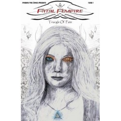 Fatal Fempire Issue 1 - Triangle of Fire