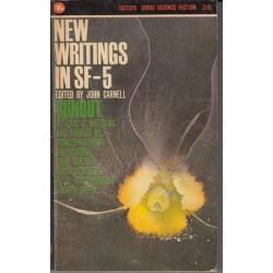 New Writings in SF 5