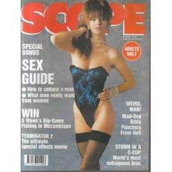 Scope Magazine October 18, 1991 Vol. 26 No 19