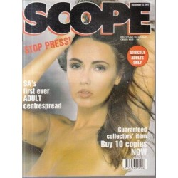 Scope Magazine December 13, 1991 Vol. 26 No 23