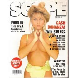 Scope Magazine May 29, 1992 Vol. 28 No 11