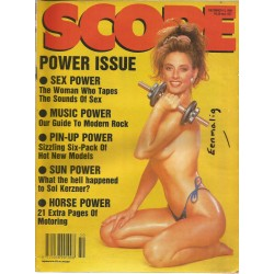 Scope Magazine December 15, 1989 Vol. 24 No 23