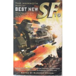 The Mammoth Book Of Best New Science Fiction 19