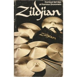 Cymbal Set Ups Of Famous Drummers